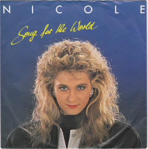 Nicole (2) ‎– Song For The World